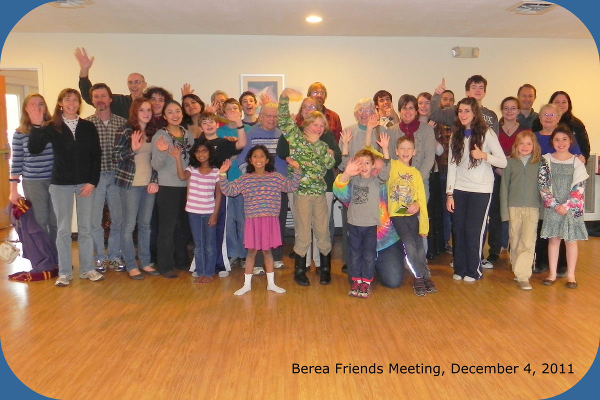 Berea Friends Meeting 2011